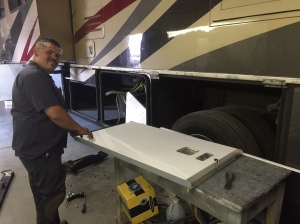 Rameriz = Expert RV Auto Body and Painter at Almaden RV in San Jose Calif