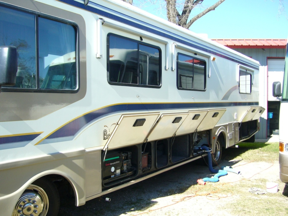 Almaden RV specializes in RV repair and RV service